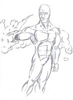 Silver Surfer by The-Drunken-Celt
