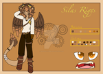 Silas Riggs by GenerallyAbby