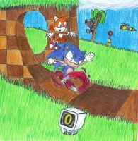 Sonic 2 by Code-E