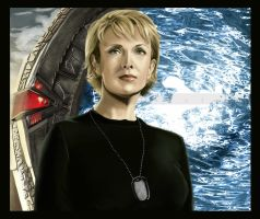Carter - Amanda Tapping by jeminabox