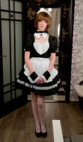 My maid by Vsevolodko