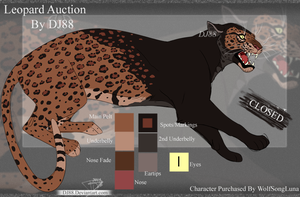 Leopard Auction4 -closed- by DJ88