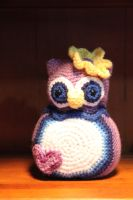 Ami Owl by CraftedKansas
