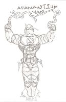 The Improved Adamantium Man by jakester2008