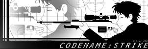 Codename:Strike Banner by fire-doused