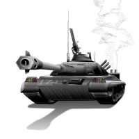 No Reference Battle Tank by dcolb121