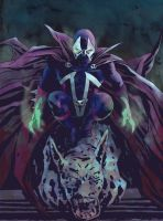 Spawn by n3gative-0