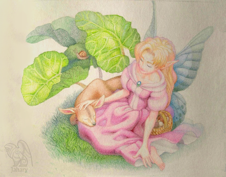 Fairy by Jahary