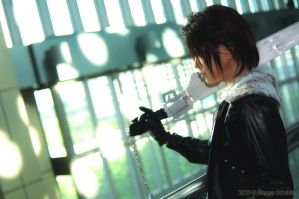 Squall by Amano7