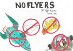 No Flyers by Littleboo2002