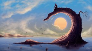 The Sea Between by Pixx-73