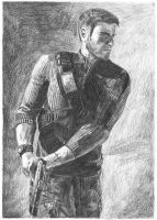 The Sam Fisher You Knew.. by Nyte-Tyme