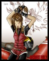 Claire Redfield by bechan