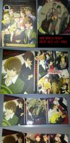 My Baccano Box Set x3 by frickle-frackle