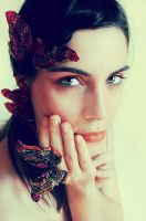 Madame Butterfly by sweetcharade
