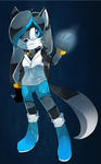 .:PC:. Blue-DT 1/3 by xXrosethehedgehogXx