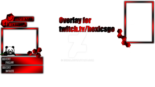Overlay for my friend by eerea
