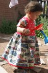 Cath Kidston train dress by Samcatt
