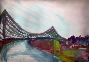 Storey Bridge by ashkara2001
