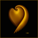 Find Your Golden Heart by baba49