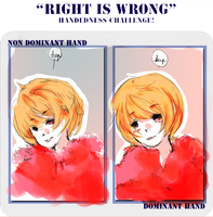 Right is Wrong meme derp herp by Poiscaille