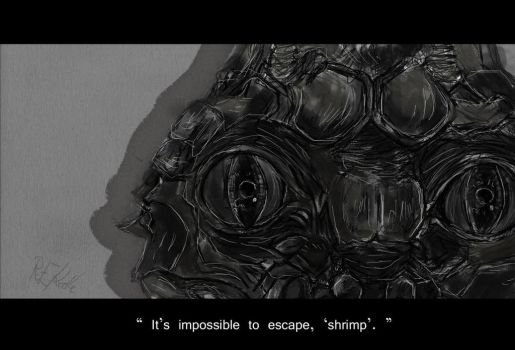 impossible to escape by AestheticViolence