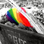 Gay Pride Trash by danieljb