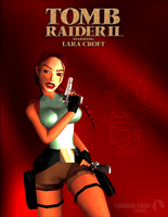 Turning Point Web - TR2 Cover Poster by FearEffectInferno