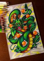 Shenron - Commission by danniichan