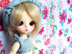 Arisa - pink and blue one by TaitRochelle