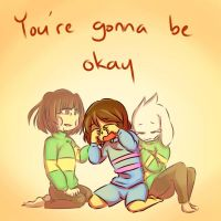 You're gonna be okay by Rayreid