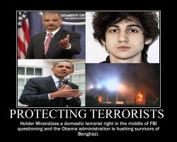 Protecting terrorists, hushing victims by IND-conservative