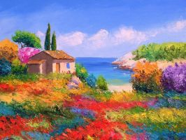 Colorful Painting by ppcseocompany
