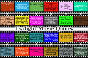 Twilight Movie Quotes by Ivana991