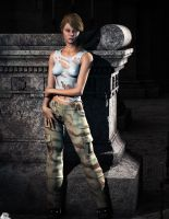 Tomb Raider Posed 1 by Athenion