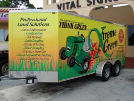 Xtreme Green Trailer 3 by steveclaus