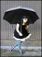 Little Goth 1 by Eirian-stock