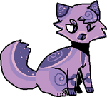 [CLOSED] Purple Cat Flatsale by Toasty-Adopts