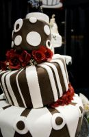 Wedding cake by lolo-lo