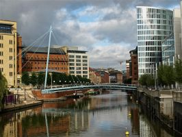 Bristol Temple Quay by gee231205