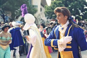 Belle's Prince Charming by Mlle-Dreamer