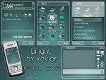 Bright Symbian theme by xavier by Xavier-Themes