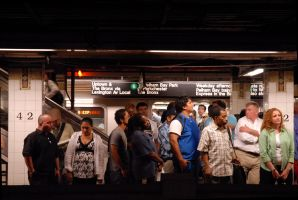 New York Subway by boefu