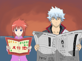 Kagura want to buy something by shincurry