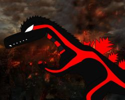 Wrath of an Angered God by Dinossword