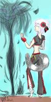 Yuni FireDance by Nightmare-Repetition