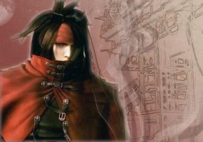 -- Nowadays [Vincent Valentine] by archonproject