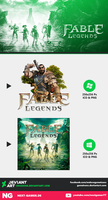 Fable Legends - Icon by Crussong