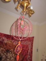 double dreamcatcher with macrame by Ursulaa