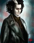 Sweeney Todd finished by arthurforzus